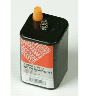 6 volt Battery for Hazard Lights