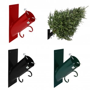 Wall Mounted Christmas Tree Stand & Bracket - 4""