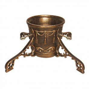 "Cast Iron 26"" Regal Christmas Tree Stand"
