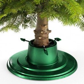 True Round 8ft Christmas Tree Stand - Green