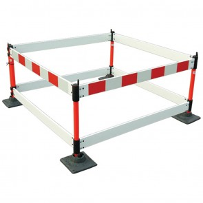 JSP Champion Four Gate Barrier
