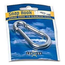 Coolaroo Snap Hook Stainless Steel