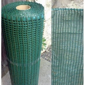 60% Windbreak Fencing High Strength - Green - 1m x 30m - 24 Rolls