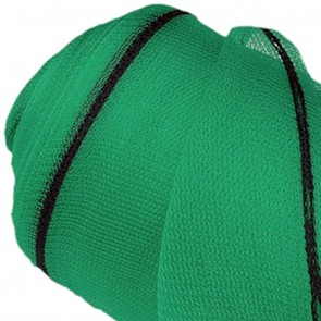 35% Knitted Windbreak Green
