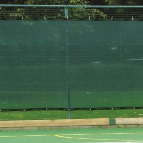 Premium Tennis Court Privacy Windbreak Netting Surround Screen
