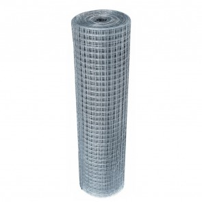 Square Galvanised Welded Wire Mesh Netting Fence