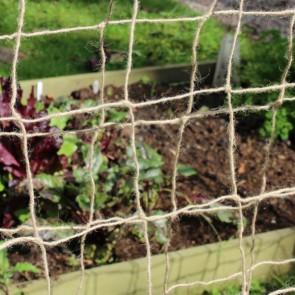 100% Biodegradable Natural Jute Netting