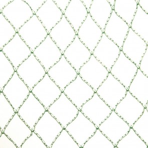 PN1 Knitted Mono Anti-Bird Netting Green