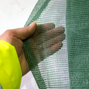 GP Mono 50% Windbreak 3m x 50m Green - No Eyelets