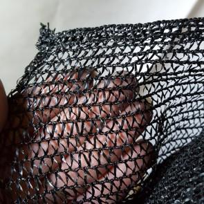 PK40 40% Black Knitted Windbreak 1m x 50m