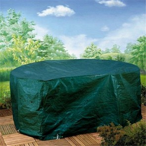 Oval Patio Set Cover - M, L
