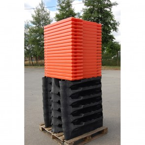 Oxford StrongWall 1000 Plastic Barrier.