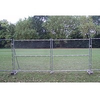 Traffic Gate for Anti Climb Fence