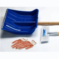 Ice & Snow Shovel Set