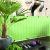85% Shade Netting also for Privacy Screening - Green