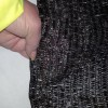 SD70 70% Black Privacy Netting 2m x 25m