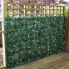 True Artificial Ivy Leaf Hedge, Garden Fence Privacy Screening - 3m Long