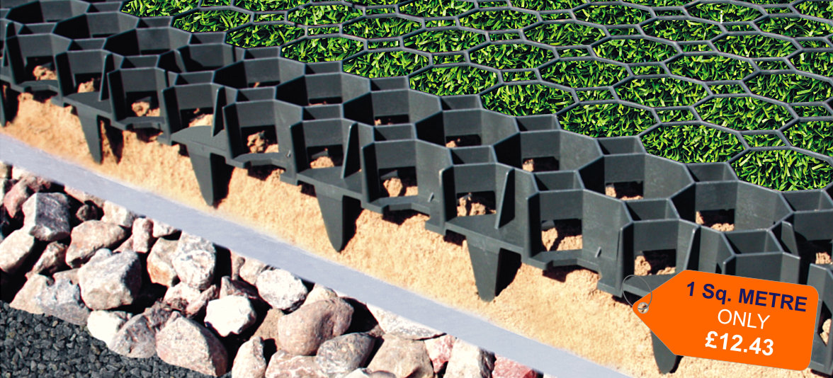 Plastic Paving Grids