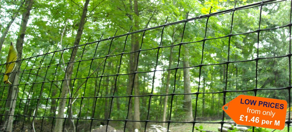 Deer & Pheasant Netting